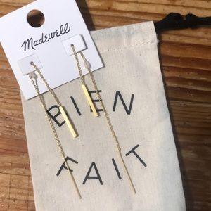 Brand  New Madewell Earings!